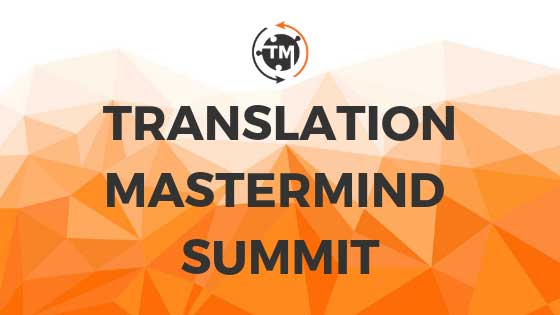 Translation Mastermind Summit