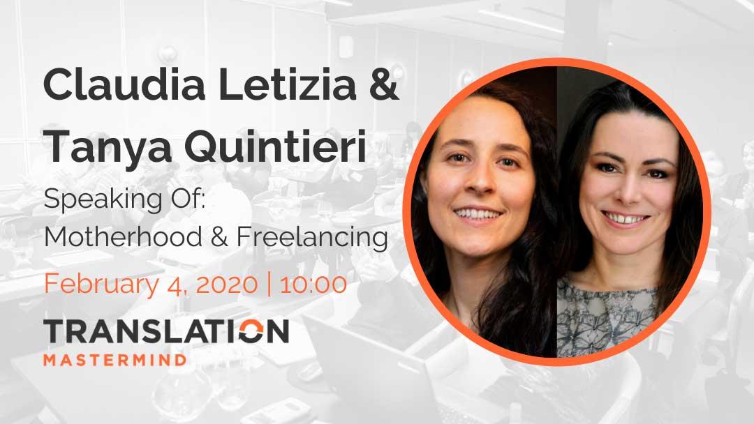 Claudia Letizia & Tanya Quintieri